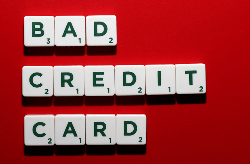best credit cards for bad credit 3