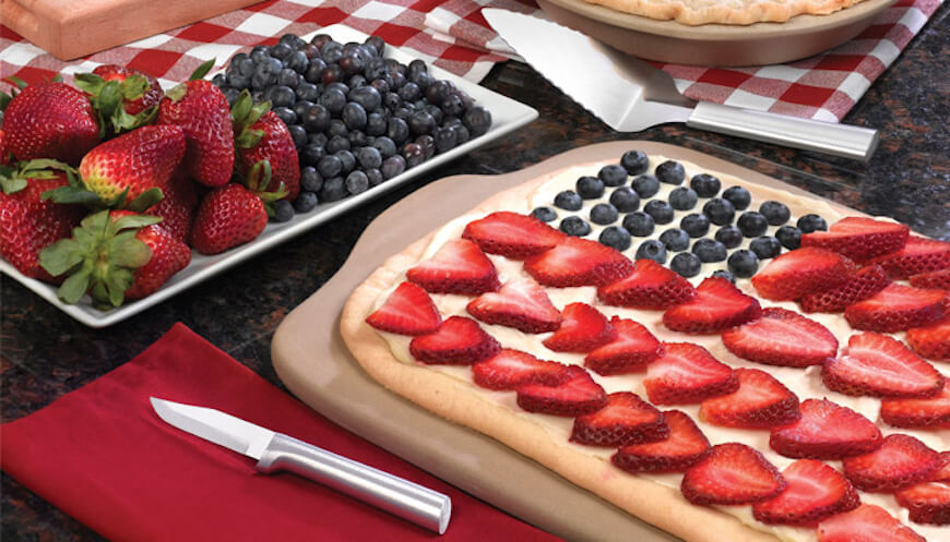 Delicious Fruit Pizza for Big Family