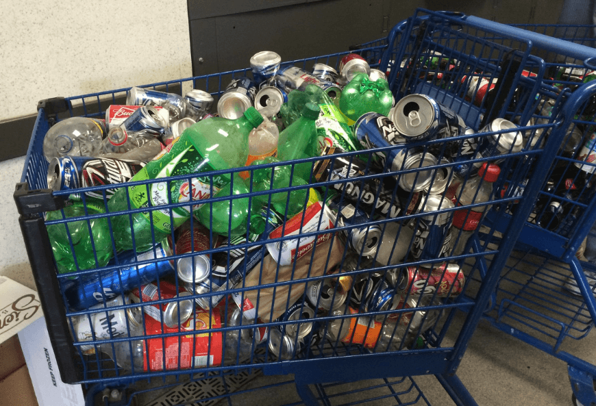 where to sell aluminum cans 2