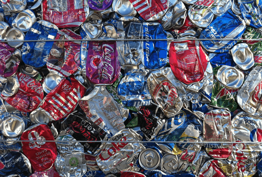 Aluminum Can Recycling Near Me