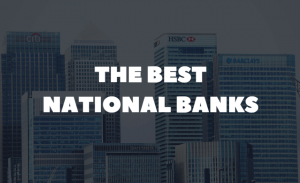 The Best National Banks in America
