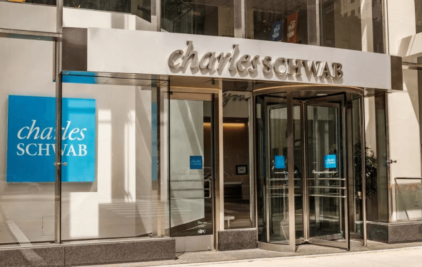 best national banks charles schwab