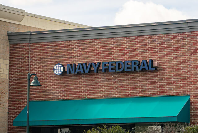 best national banks navy