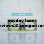 Compare Payday Loan Online