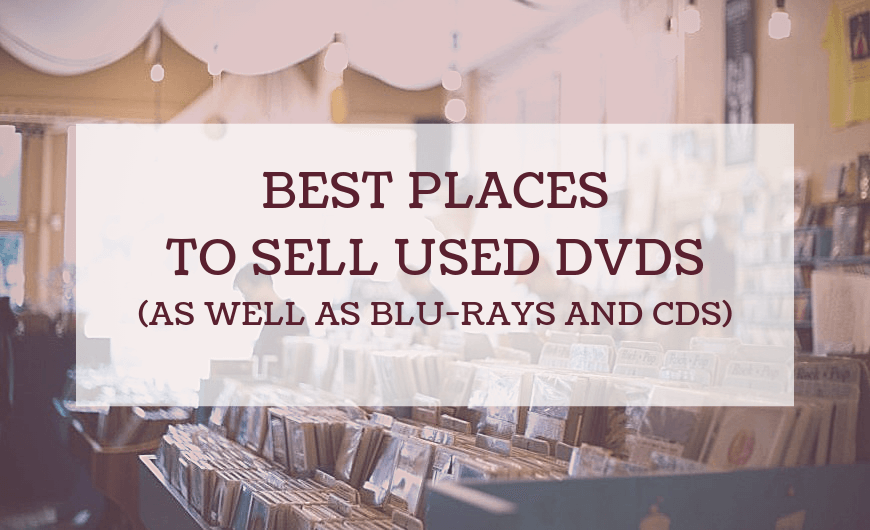 sell used dvds 1