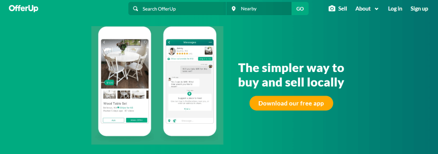 OfferUp - online marketplace