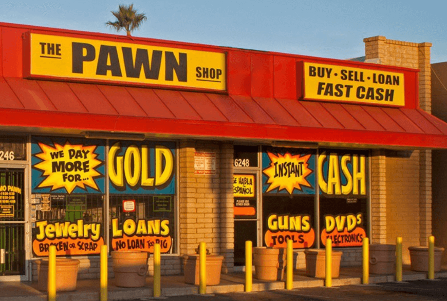 sell used dvds pawn