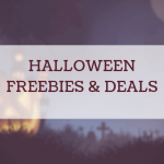 Halloween Freebies 2019
