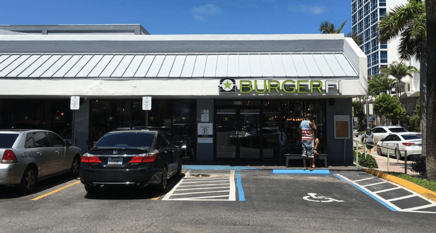 BurgerFi Special Offers