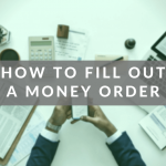 how to fill out a money order 1