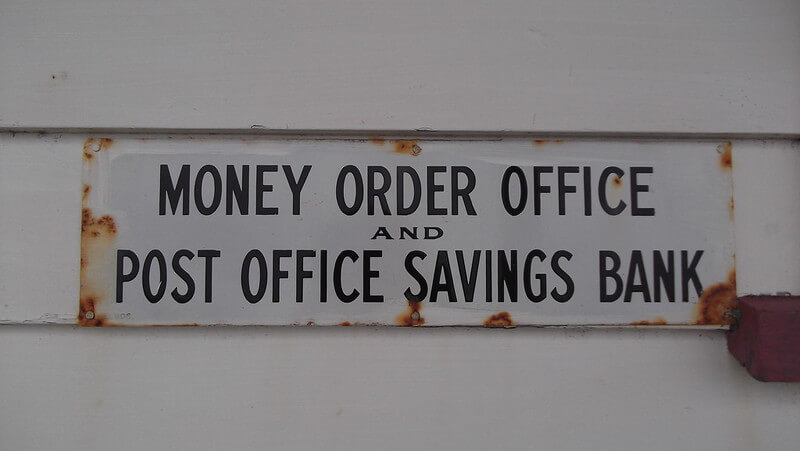 how to fill out a money order sign