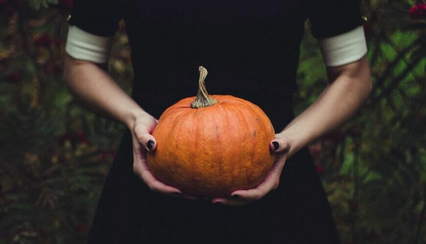 what to do with pumpkins after halloween end