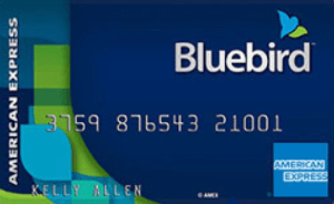 best prepaid debit cards bluebird
