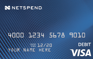 best prepaid debit cards netspend