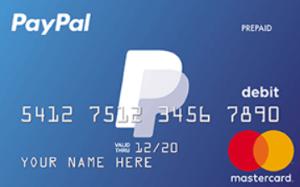 best prepaid debit cards paypal