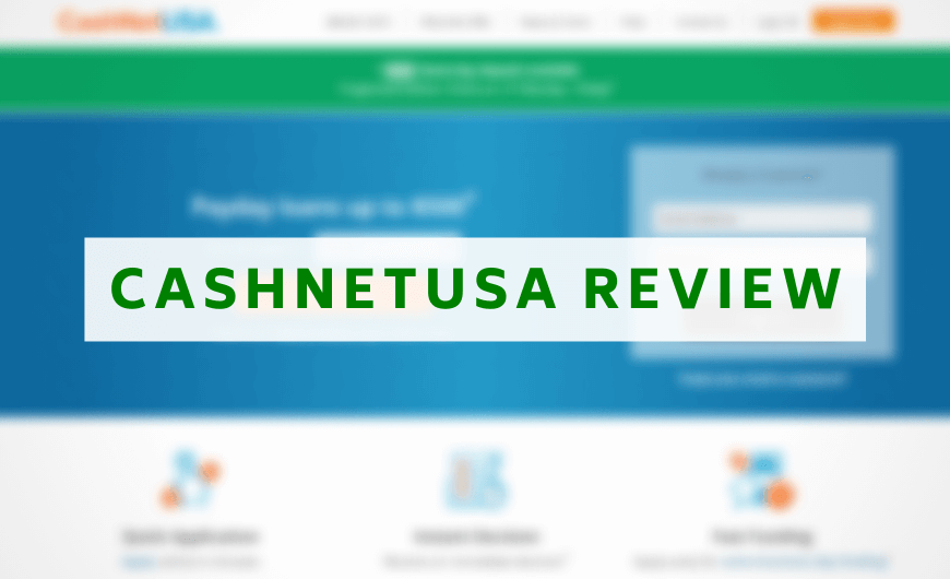 CashNetUSA Reviews