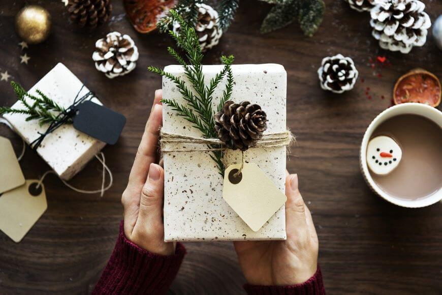 christmas saving plan gift