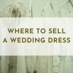 Where to Sell Old Wedding Dress