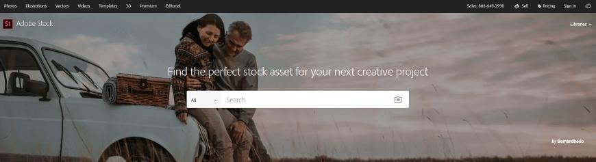 Adobe Stock Photos Online