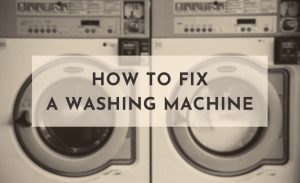 Washing Machine Won't Spin