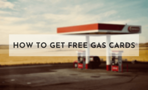 how to get free gas cards