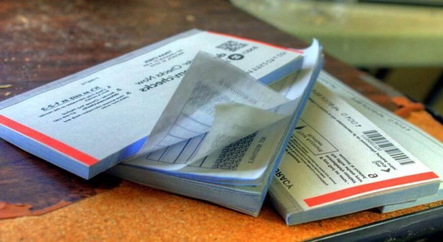 how to write a check checkbook