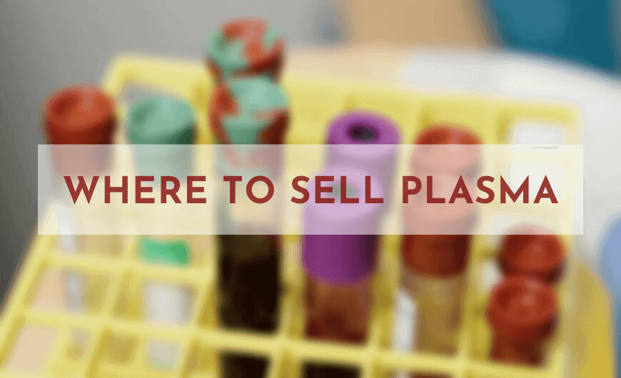 Where to Sell Plasma Near Me