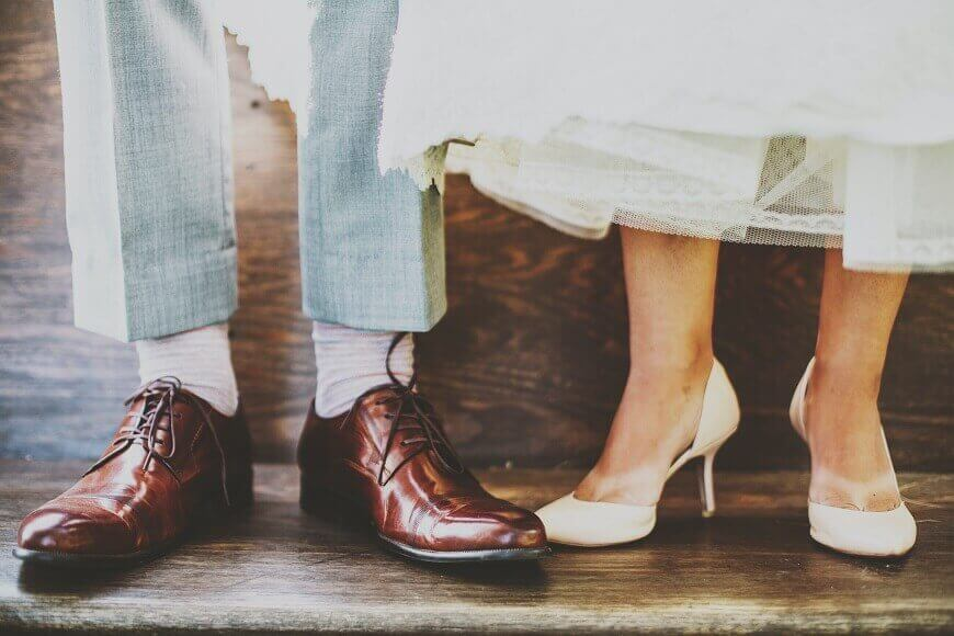 where to sell used shoes wedding