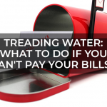 Treading Water  What to Do If You Cant Pay Your Bills