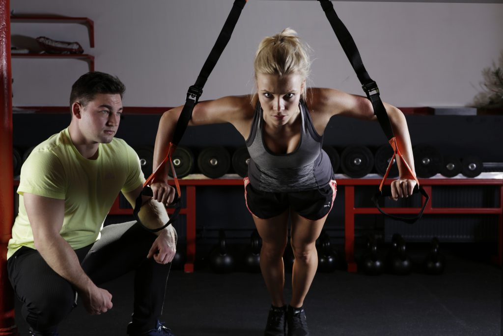working out gym scaled