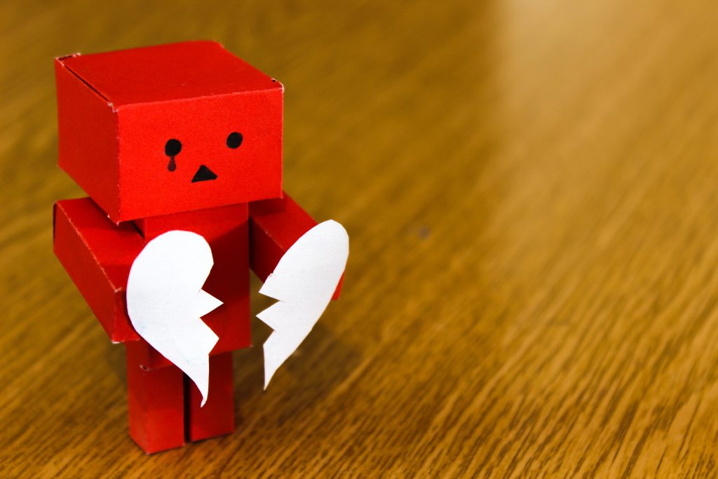 broken heart love sad scaled