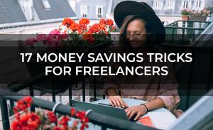 17 Money Savings Tricks For Freelancers