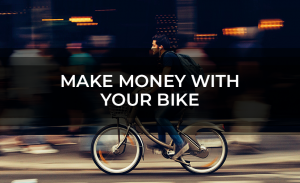 Make Money With Your Bike
