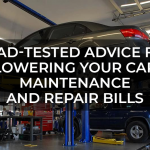 Road Tested Advice for Lowering Your Car Maintenance and Repair Bills
