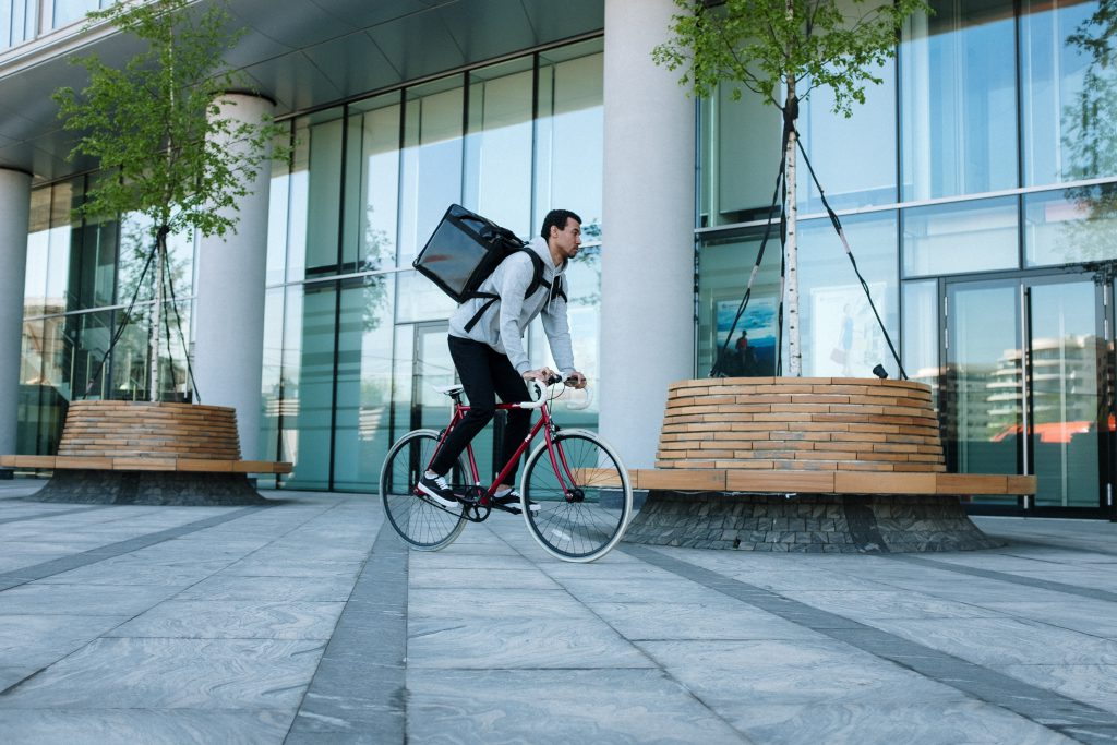 bicycle delivery scaled