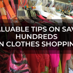 11 Valuable Tips on Saving Hundreds on Clothes Shopping