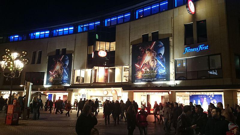 star wars movie premiere