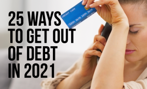 K17 25 Ways to Get Out of Debt in 2021