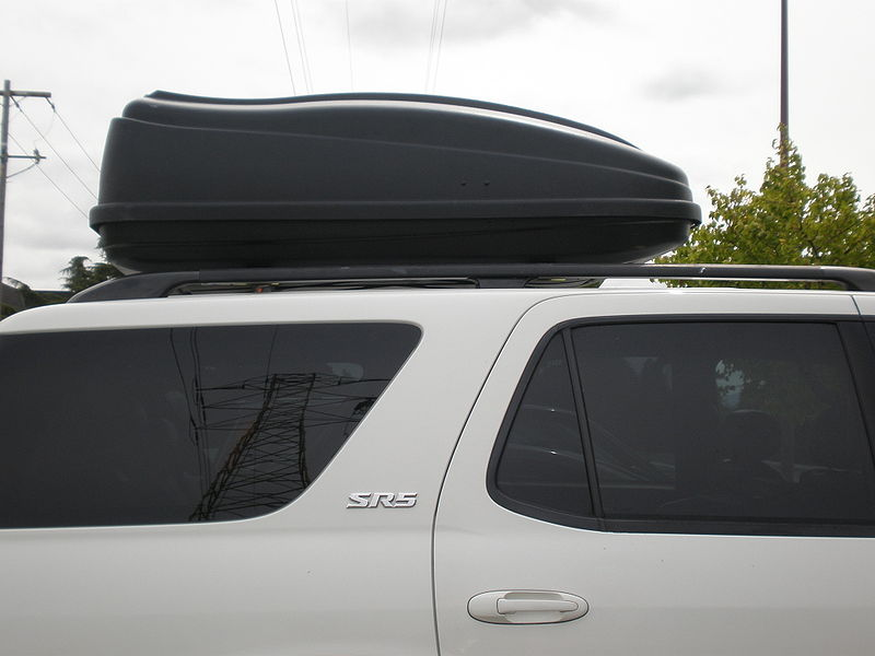 rooftop cargo boxes bad for mileage
