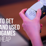 K7 How to Get New and Used Videogames for Cheap