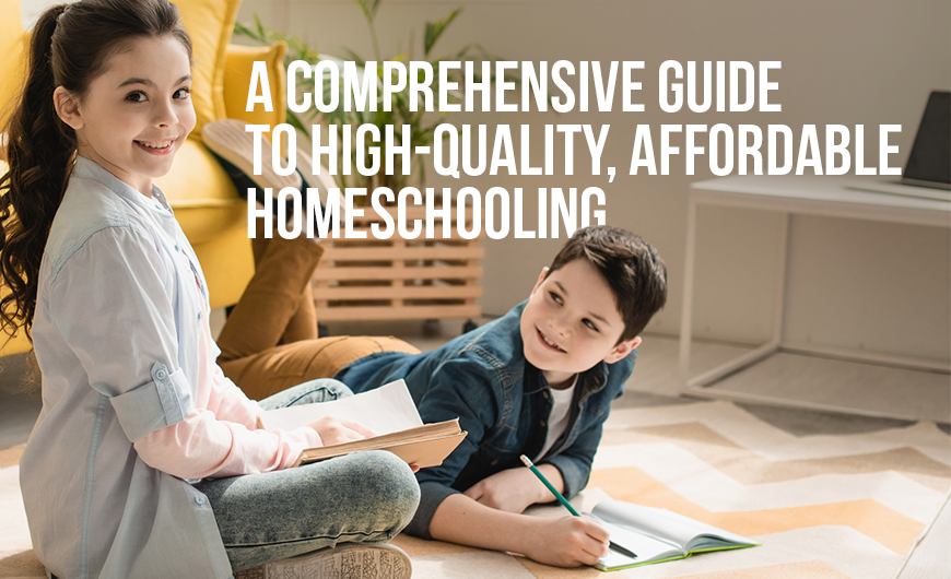 K28 A Comprehensive Guide to High Quality Affordable Homeschooling