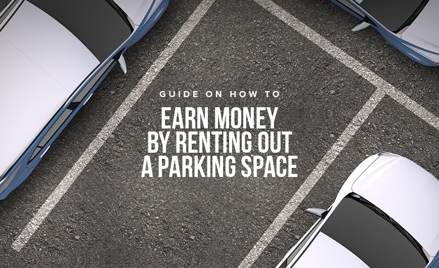 K36 Guide On How To Earn Money By Renting Out A Parking Space 1