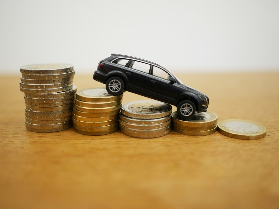 a car loses value every year