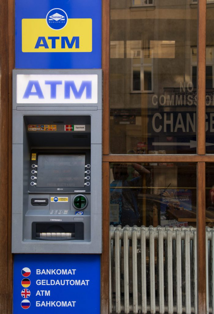 avoid out of network atms and high fees