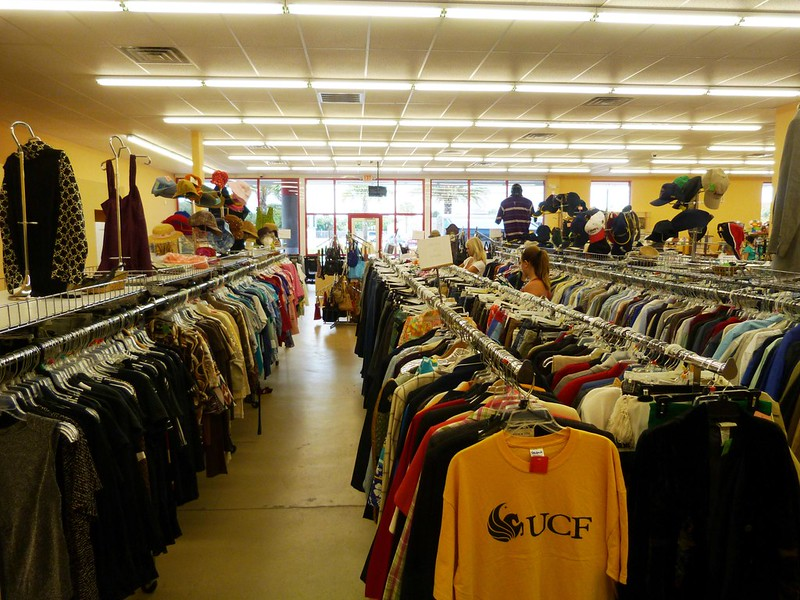what kind of used clothes sell best