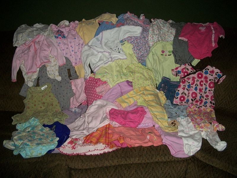 where to sell used baby clothes for cash