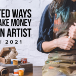 K37 Tested Ways To Make Money As An Artist In 2021
