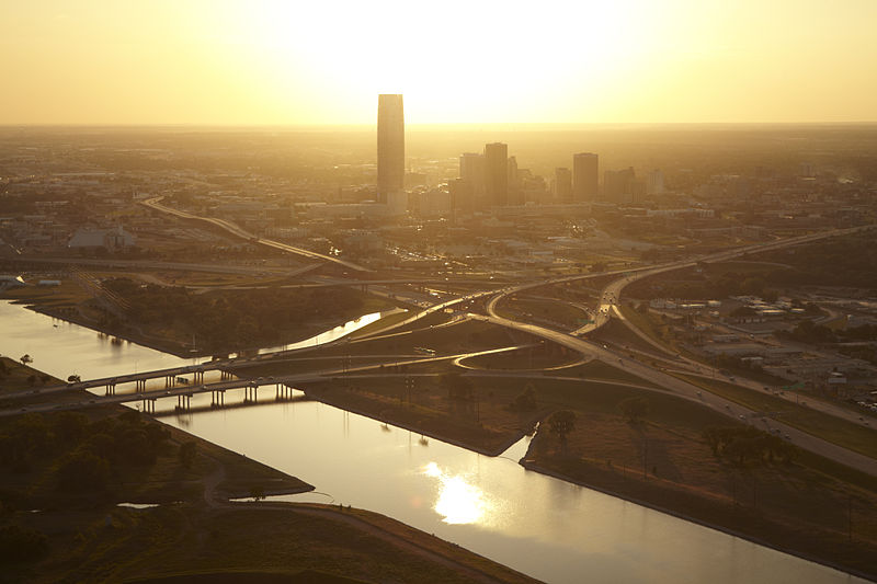 oklahoma city is one of the most uncluttered cheapest cities to live in