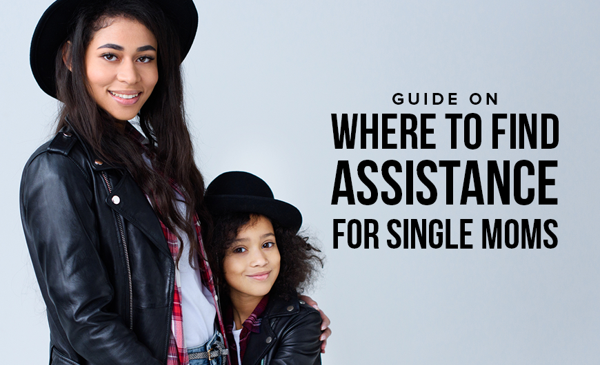 M13 Guide On Where To Find Assistance For Single Moms