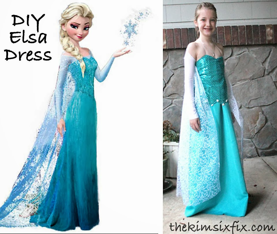 make your own disney costumes to save money